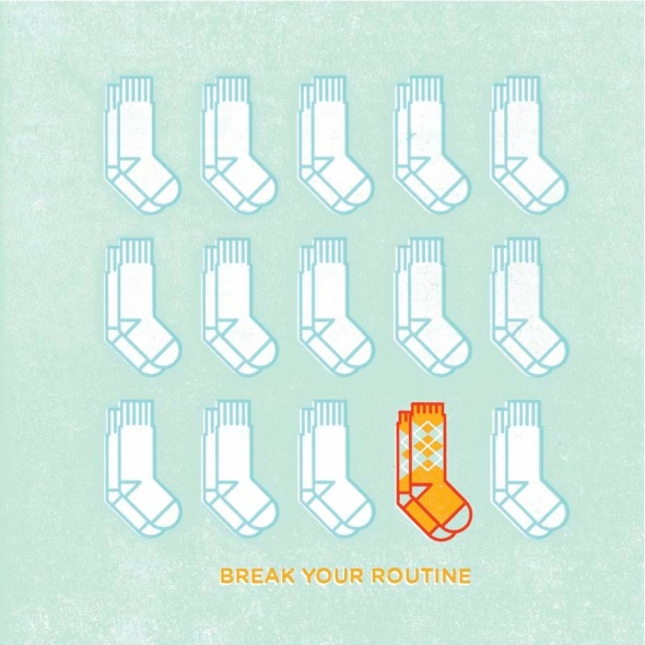 BreakYourRoutine