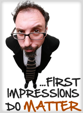 Is the first impression of a person always right essay
