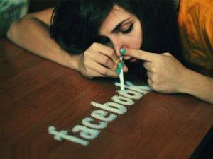 Facebook addiction - 99likes.com