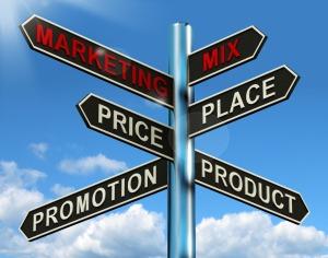 Image-Marketing-Mix